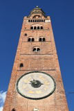 Cremona Cathedral Royalty Free Stock Image