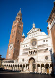 Cremona Cathedral, Italy Royalty Free Stock Photography