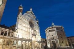 Cremona, Duomo Lizenzfreie Stockbilder