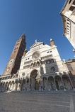 Cremona, Duomo Stock Photography
