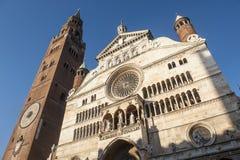 Cremona, Duomo Stockfotos