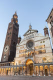 Cremona, Duomo Stock Images