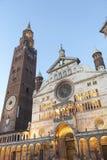 Cremona, Duomo Stock Image