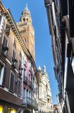 Cremona, Duomo Royalty Free Stock Photography