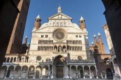 Cremona, Duomo Stockbilder