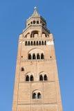 Cremona, Duomo belfry Stock Photography