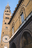 Cremona - Torrazzo Stock Photography
