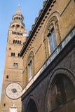 Cremona - Torrazzo Stock Photography