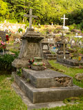 Creole graveyard Stock Photography