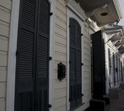 Creole structures Stock Images