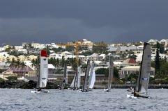 creolia island race reunion round Στοκ Εικόνα
