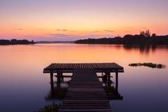 Crepúsculo Fotos de archivo