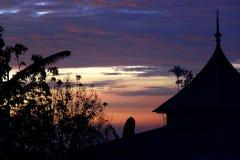 Crepúsculo Fotos de Stock Royalty Free