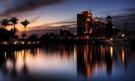 Crepúsculo Atlantean Foto de Stock