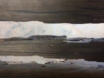 Crepa di legno fotografia stock