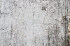 Crepa di stucoo della parete del fondo di lerciume di struttura Immagine Stock Libera da Diritti