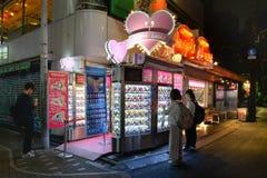 Crepe το κατάστημα σε Harajuku, Τόκιο, Ιαπωνία Στοκ εικόνες με δικαίωμα ελεύθερης χρήσης