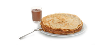Crepe Stock Photography