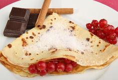 Crepe Royalty Free Stock Image