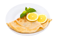 Crepe Photographie stock