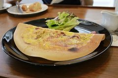 crepe Photo stock