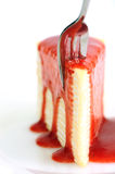 Crepe cake Royalty Free Stock Photography