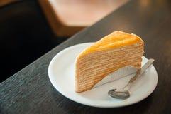Crepe Cake Stock Photos