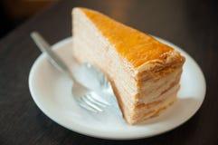 Crepe Cake Stock Photography