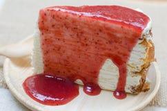 Crepe cake Royalty Free Stock Photos