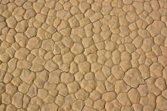 Crepe del fango della pista Playa Fotografia Stock Libera da Diritti