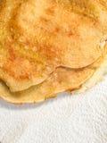 Crepe pancake  crape slapjack Royalty Free Stock Photo