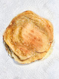 Crepe pancake  crape slapjack Stock Photo