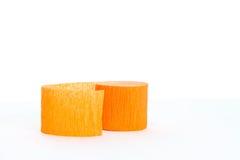 Crepe Paper Stock Photo