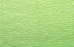 Crepe paper. Green wrinkled crepe paper background royalty free stock photos