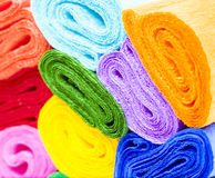 Crepe paper Royalty Free Stock Photo