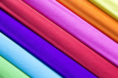 Crepe paper Royalty Free Stock Image