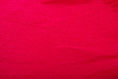 Crepe paper texture Royalty Free Stock Images