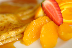 Crepe suzette Stock Photos