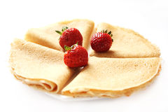 Crepes Fotos de Stock
