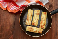crepes Imagens de Stock Royalty Free