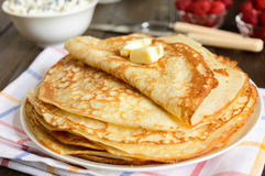 crepes Photos stock