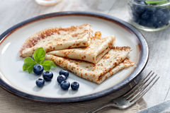 Crepes Stock Photo