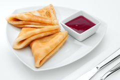 Crepes Royalty Free Stock Image