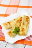 Crepes Royalty Free Stock Photos