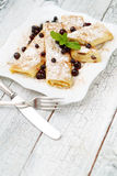 Crepes Stock Image