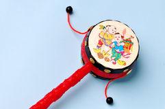 Crepitio a forma di tamburo Fotografia Stock
