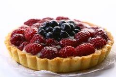 crerry fruitcake свежих фруктов Стоковая Фотография RF