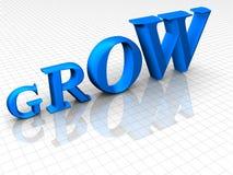 Cresça Imagens de Stock