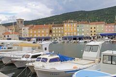 Cres Kroatië Royalty-vrije Stock Foto's