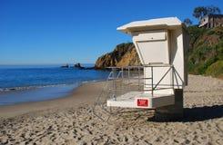 Crescent Bay norr Laguna Beach, Kalifornien Royaltyfri Fotografi